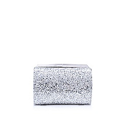 Nine West - Silver 'Emora Clutch Sm' clutch bag