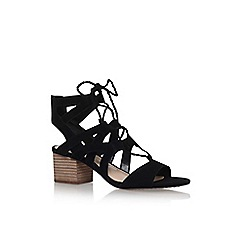 Vince Camuto - Black 'Fauna' high heel sandals