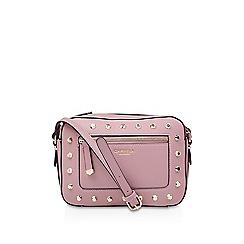 Carvela - Pink 'Mia Stud X Body' cross body bag