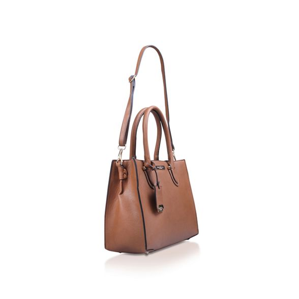 handbag structured Robyn Carvela large tote SO7SqU0