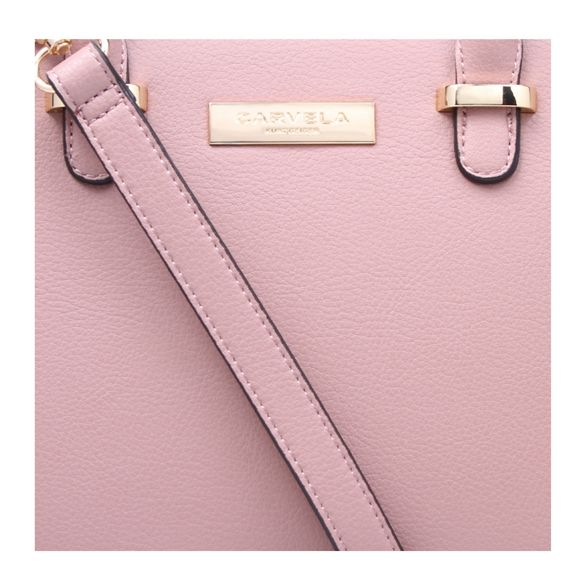 Mini 'Holly bag Bag Body' Pink Carvela Cross 1Rwppq