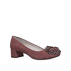 Anne Klein - Happy mid heel court shoes