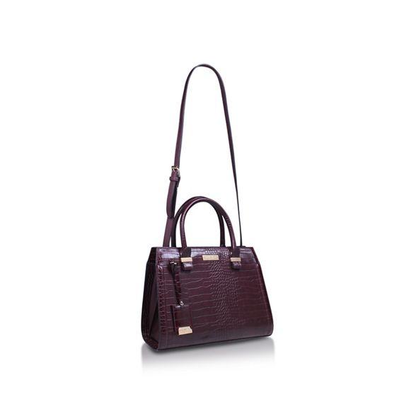 'Holly Bag' Bag' Carvela Carvela Zip Croc Zip 'Holly Carvela 'Holly Croc Iw5fx5