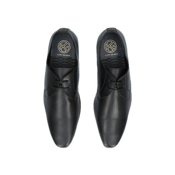 KG Kurt up shoes 'Kilwinning' Black lace Geiger r6Cxdqwr