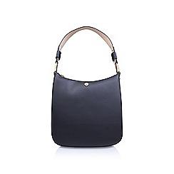 Anne Klein - Black 'Maddie Zip Hobo' hobo bag