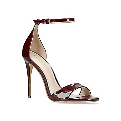 f0737b30396 Carvela - Wine  Glimmer  high heel sandals