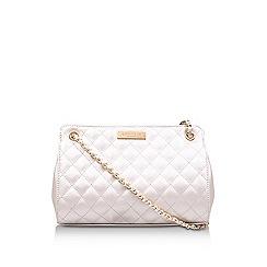 Carvela - Champagne 'Rachel Quilted Bag' shoulder bag