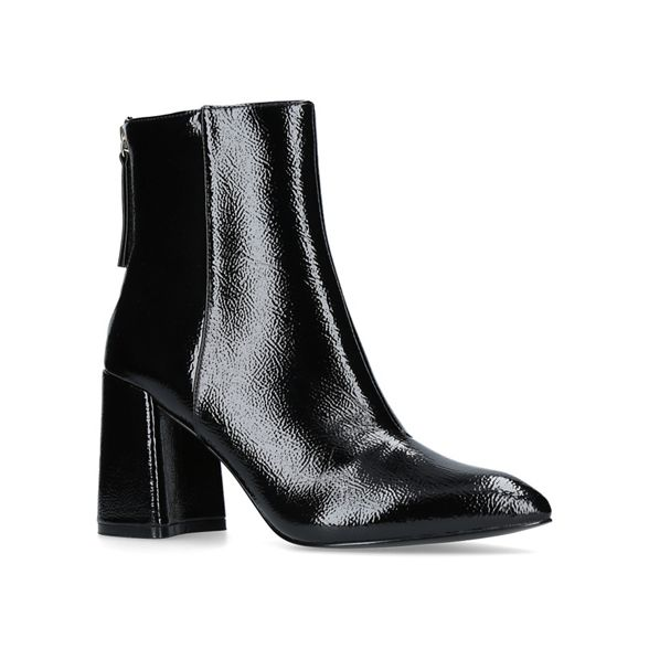 boots 'secret' heel ankle high KG Miss Black qxY886