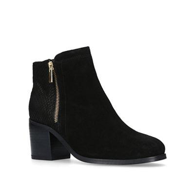 Carvela - Black 'Sabel' ankle boots