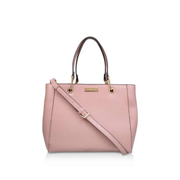 bag Zip Pink 'Reign Carvela Structured Tote' tote xExYwfB