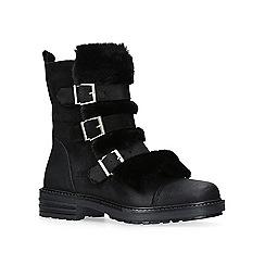 KG Kurt Geiger - Sink flat biker boots