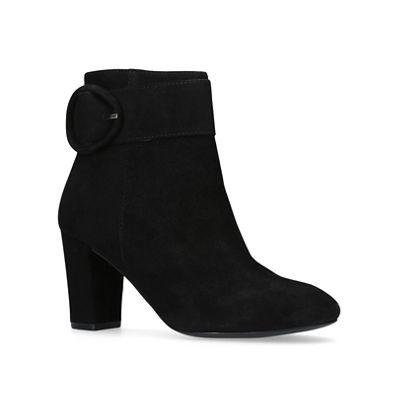 Carvela - Black 'Sunday' ankle boots