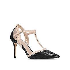 Carvela - Black 'Kankan' high heel court shoes