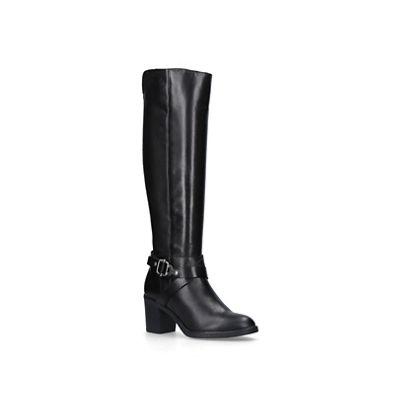 Carvela Comfort - Verona mid heel knee boots