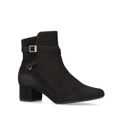 Carvela Comfort - Renee' mid heel ankle boots
