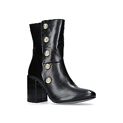 Carvela - Black 'Soldier' ankle boots