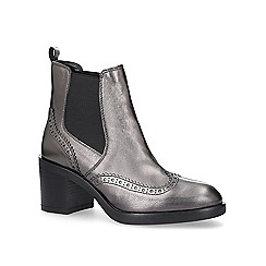 Carvela - Slow Down mid heel ankle boots