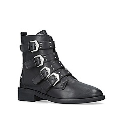 Carvela - Scant' flat biker boots