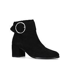 Carvela - Black 'Snore'  ankle boots