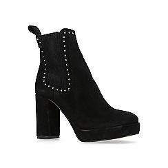 KG Kurt Geiger - Swoop' high heel ankle boots