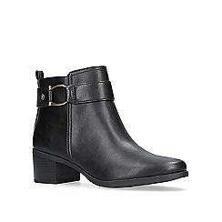 Anne Klein - Black 'Jeannie' ankle boots