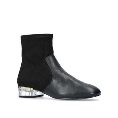 Nine West - Urazza mid heel ankle boots