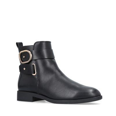 Miss KG - Black 'Trinny' ankle boots