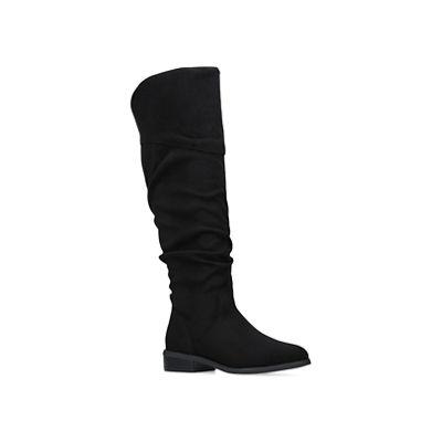 Miss Kg   'willa' High Leg Boots by Miss Kg