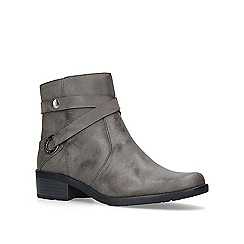 Anne Klein - 'Libby' low heel ankle boots