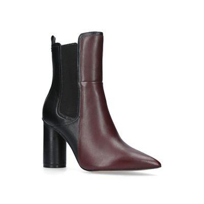 Kg Kurt Geiger   'siren' High Heel Ankle Boots by Kg Kurt Geiger