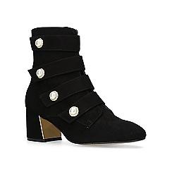Carvela - Spandau mid heel ankle boots