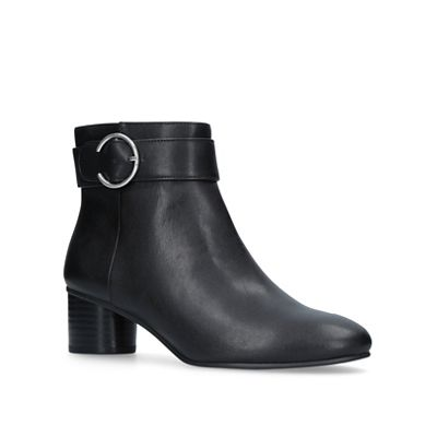 Nine West - 'Infact' mid heel ankle boots
