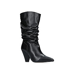 Carvela - 'Scrunch' high heel calf boots