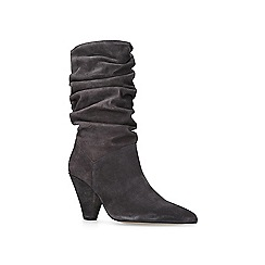 Carvela - Scrunch' high heel calf boots
