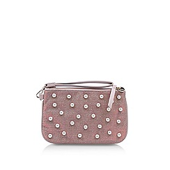 Nine West - 'Top Zip Wristlet Pouch'