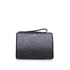 Nine West - Top zip wristlet pouch