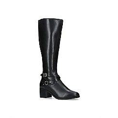 Nine West - 'Raleigh' mid heel knee boot