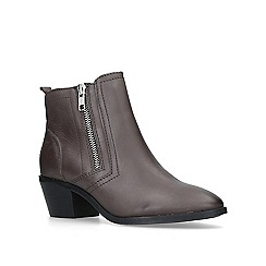 Carvela - Brown 'Trust' mid heel ankle boots