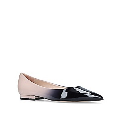 Carvela - Nude 'Live' flat ballerina shoes