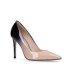 Carvela - Cream 'ali' court shoes