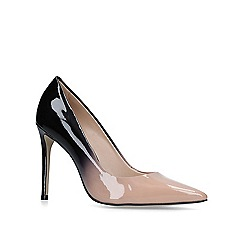 Carvela - Beige 'Alice 2' high heel court shoes
