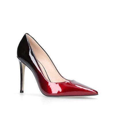 Carvela - Red 'ali' court shoes