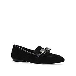 Carvela - Black 'lightening' flat shoes