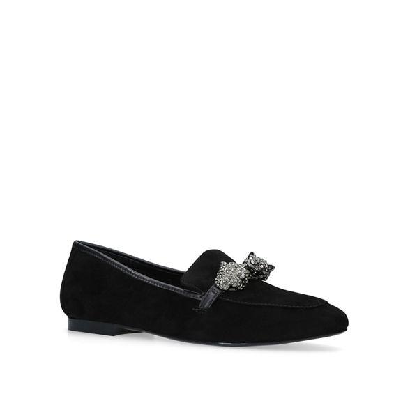 Carvela flat 'lightening' 'lightening' flat Carvela shoes shoes Black Black rqgSrt