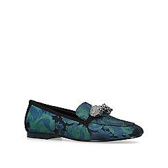 Carvela - Green 'Lightening' flat shoes