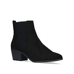 Miss KG - Tina' mid heel ankle boots