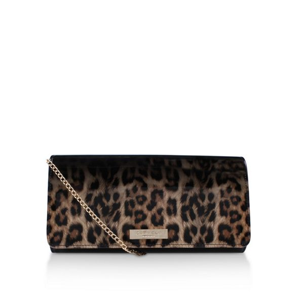 Carvela with chain clutch Black shoulder bag Alice AqIgA1wr