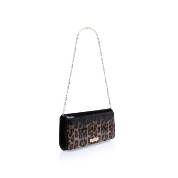 shoulder Carvela clutch bag Alice chain with Black rXgXx