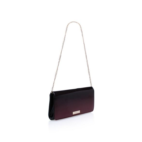 with shoulder clutch bag Carvela Red chain Alice XwgqIUI
