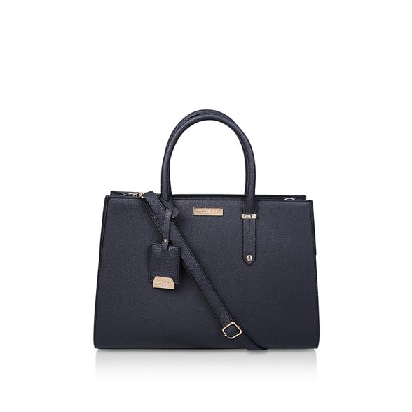 large 'sasha Black tote'bag trapeze Carvela paw7HHq